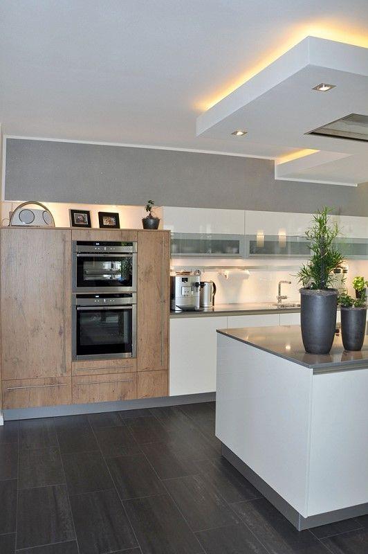 Schräg Wohnen-Einrichten mit Dachschräge Küche Pinterest - küche in dachschräge