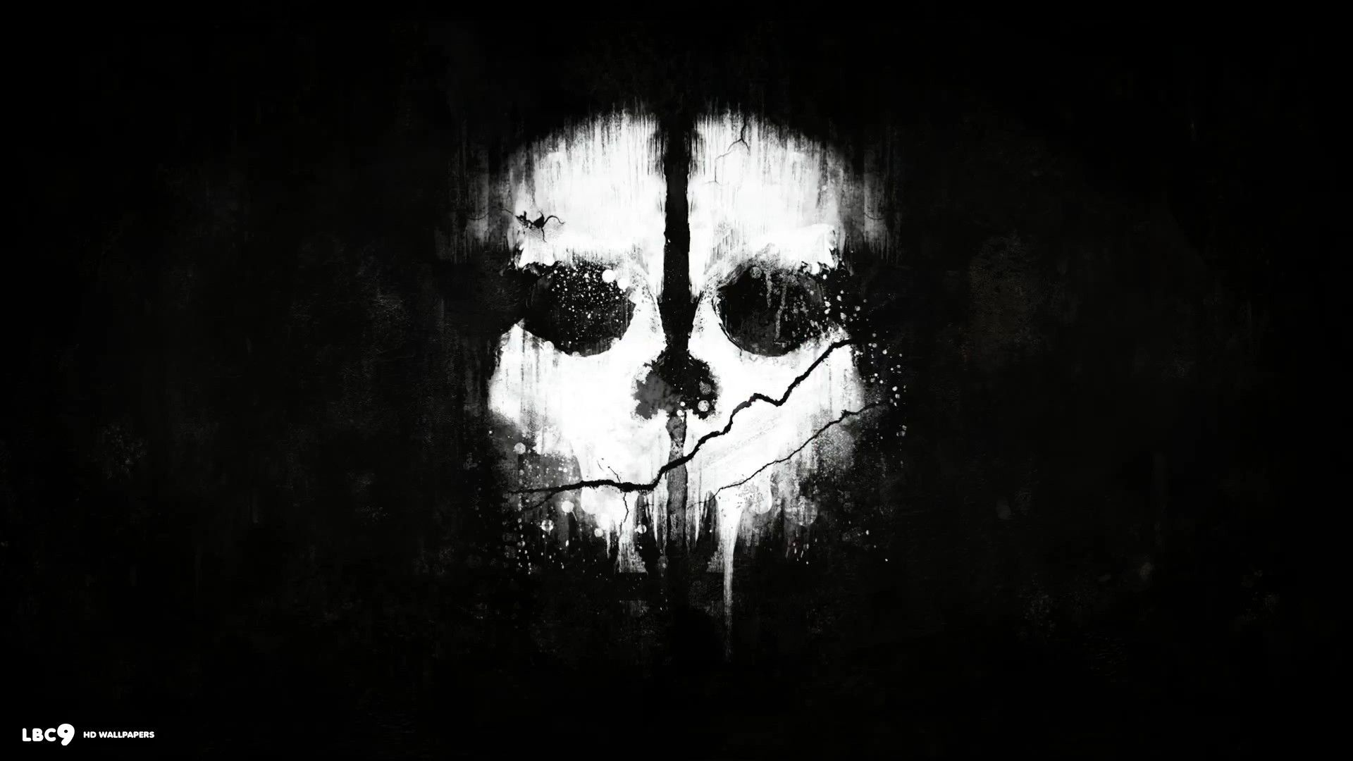Call Of Duty Ghosts Skull Wallpaper For Android #m1i55