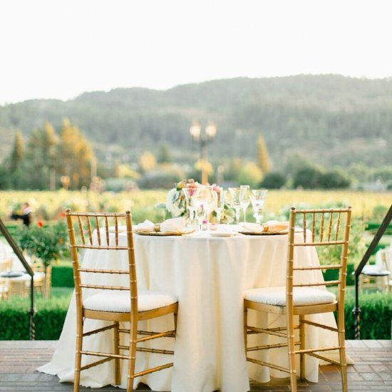Ledson Winery Wedding