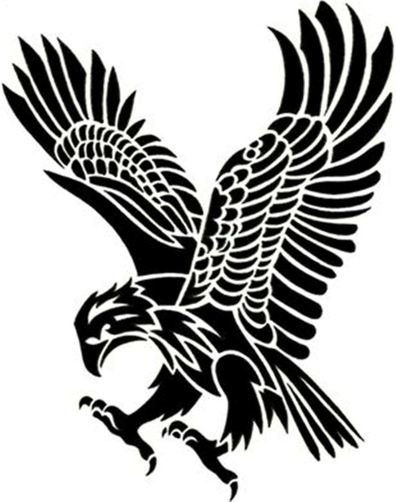American eagle tattoos high quality photos and flash - Tribal Eagle Tattoo Design By Jsharts On Deviantart