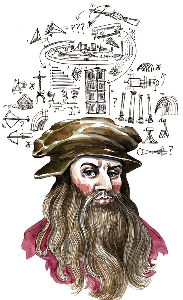 Leonardo Da Vinci S To Do List Peek Into A Creative Mind