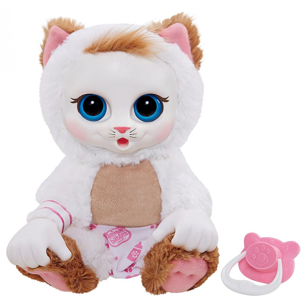 Animal Babies 9 Inch Plush Persian Kitten Persian Kittens Baby Animal Nursery Plush Animals