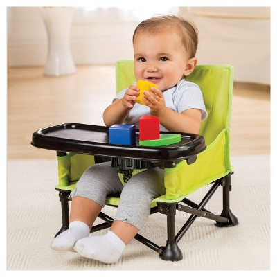 Summer Infant Beach Chair Gel Cushions For Chairs Pop N Sit Portable Booster Green Products