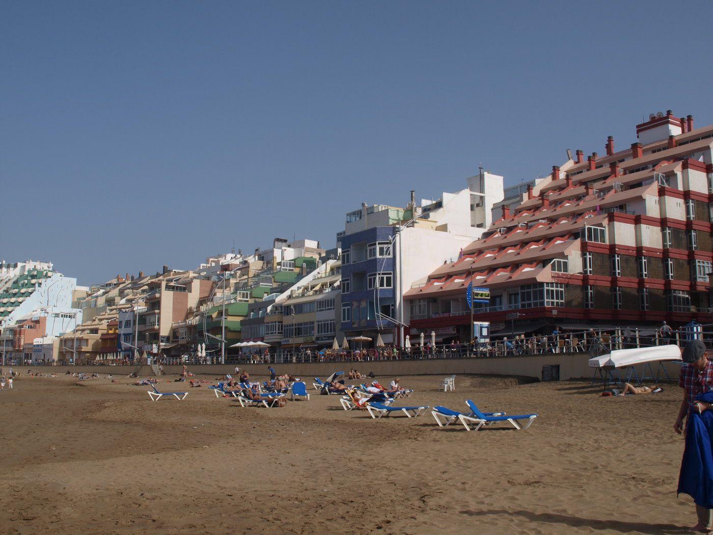 Gran Canaria: Las Palmas - herlig hele året! | Reiseliv