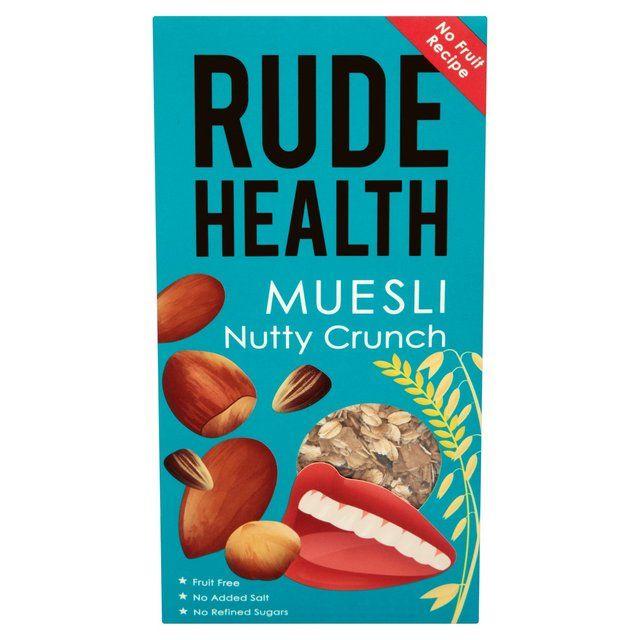 Muesli || Nutty Crunch