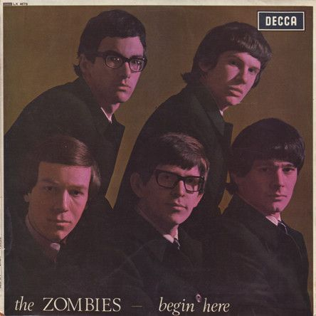 The Zombies Begin Here 1965 Vinyl Cd Uk Greatest