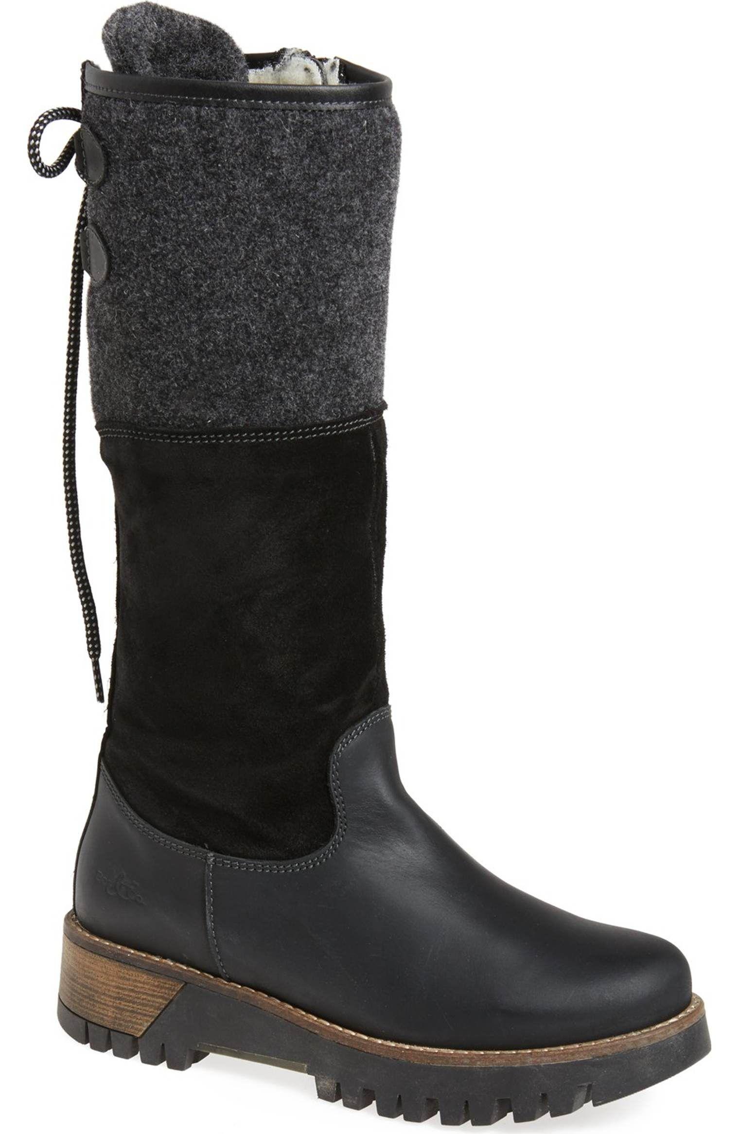 0d8adf96c47 Main Image - Bos.   Co.  Ginger  Waterproof Mid Calf Platform Boot ...