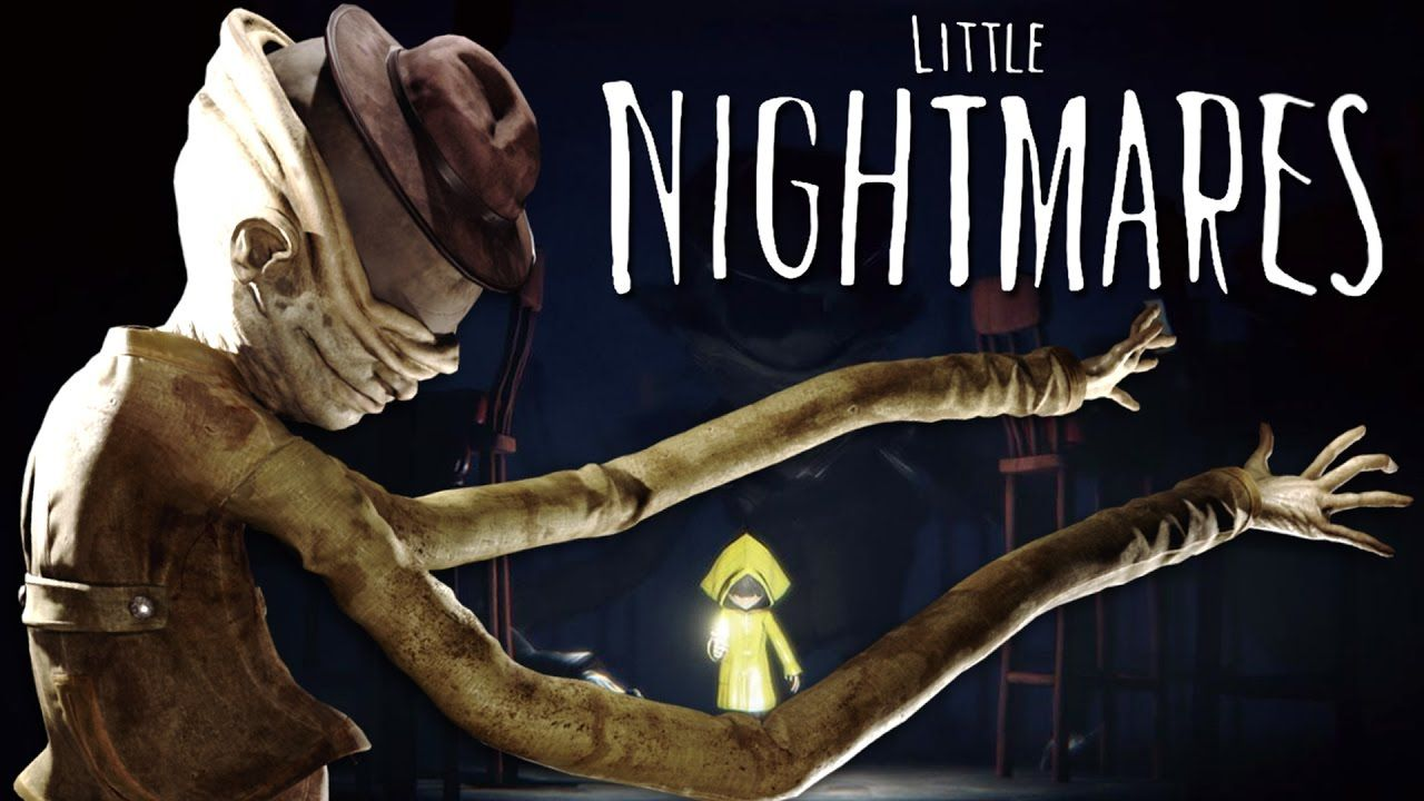 Mr Grabby Hands Little Nightmares Part 2 Nightmare Mr Scary Movies Mr_g120 went live on twitch. pinterest