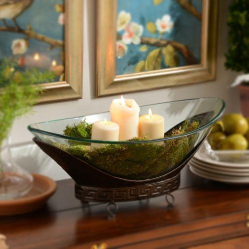 Product Details Oversized Bronze Bowl
