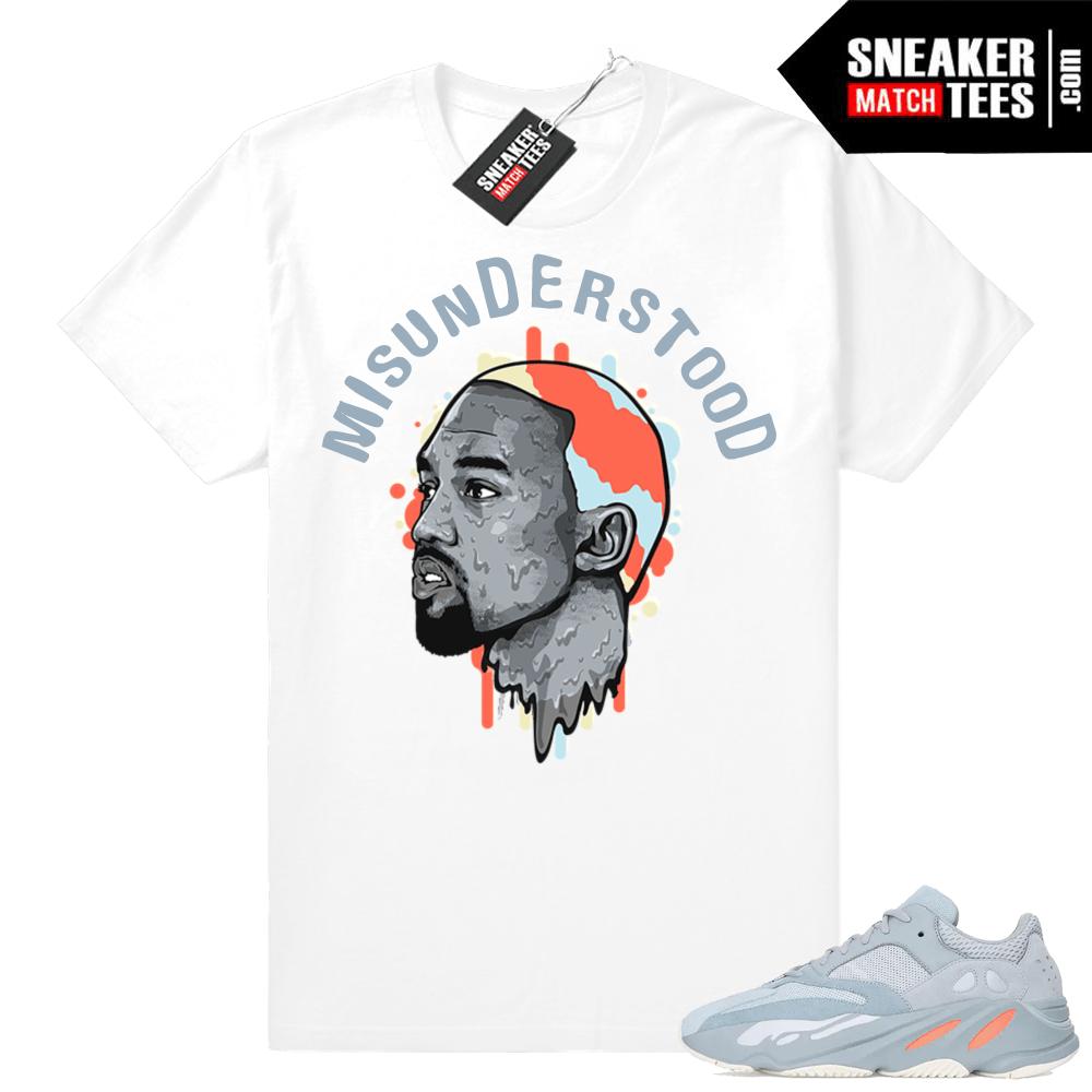 Yeezy 700 Inertia Yeezy Sneaker Match Clothing Sneaker