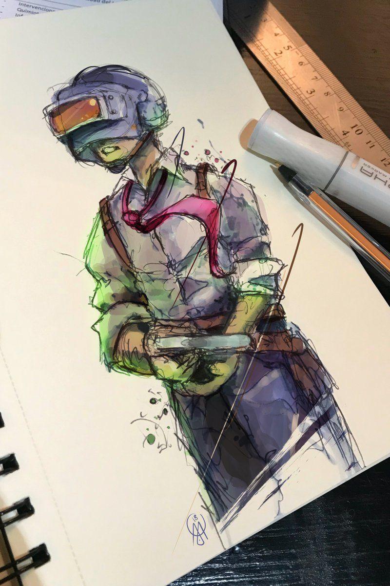 Pubg Mobile Art Drawings Wallpaper Drawing Wallpaper Mobile Art Art Drawings