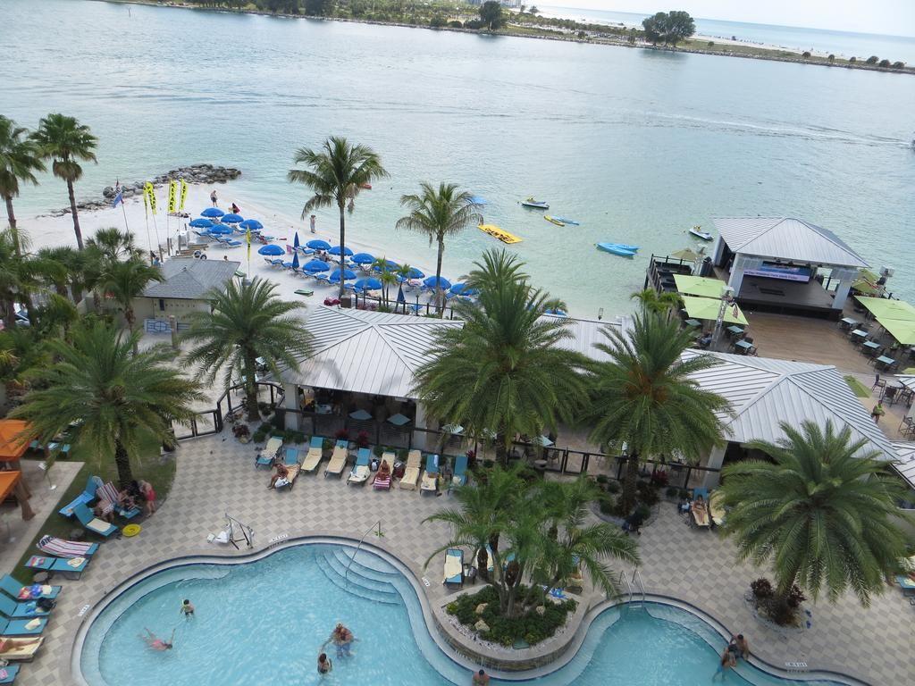 241 82 This Beachfront Clearwater Beach Hotel Offers 2 Restaurants