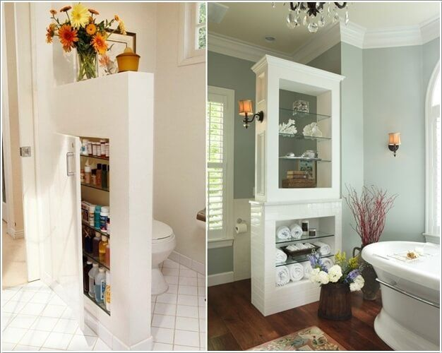 10 Amazing Bathroom Partition Options You Will Admire Partitions Bathrooms Design