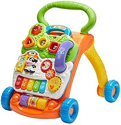 80c9e6615 Amazon.com  VTech Sit-to-Stand Learning Walker  Toys   Games ...