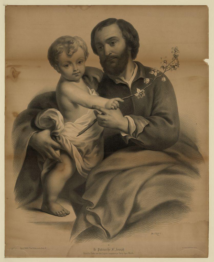 Vintage saints