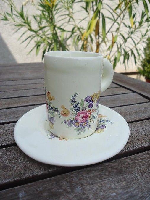 Kvietková ŠÁLKA by CERAM - SAShE.sk - Handmade Keramika