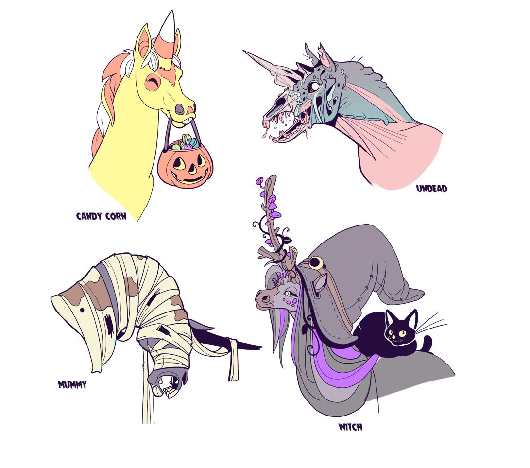 C3rmendraws Inspiration In 2019 Unicorn Drawing Unicorn