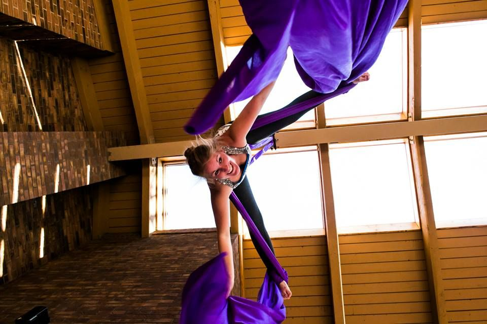 Aerial Silks: View from the mat