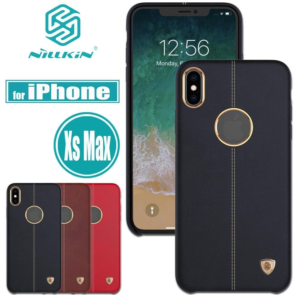 coque iphone xs max nillkin