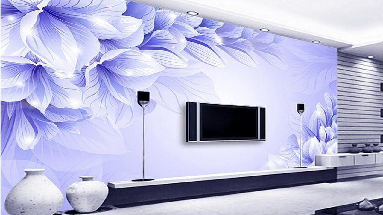 6 Top Living Room Wallpaper Designs Room Wallpaper Design