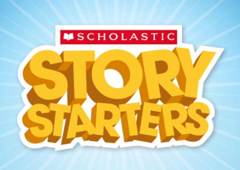 Image result for scholastic story starter