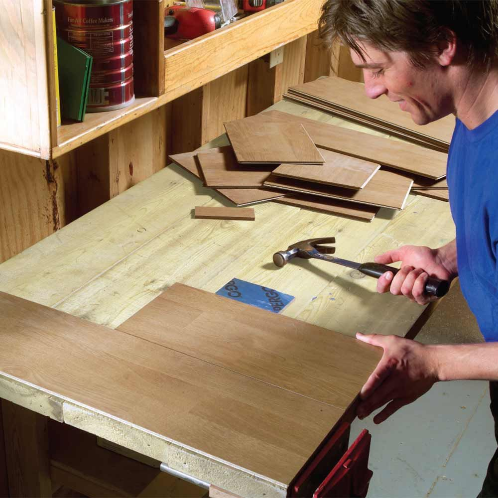 22 Simple Ways To Make Your Workbench Work Harder Garage