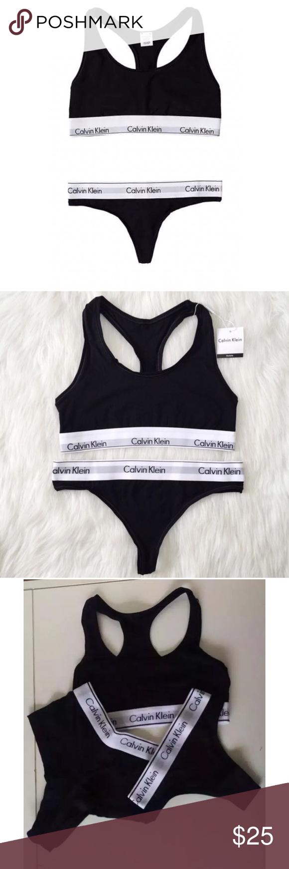 ca8e51f874ef Calvin Klein Womens Sports Bra Top 3pack Calvin Klein Womens Sports Bra  Top, Thong,