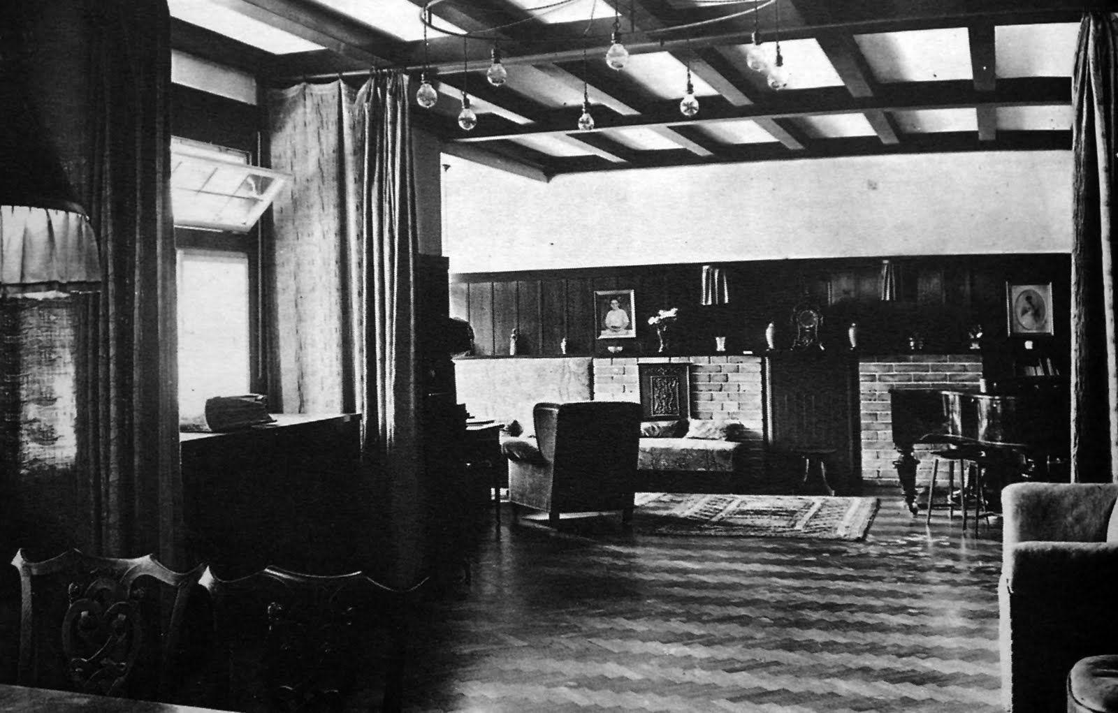 EDIFICIOS LHD 36. LA CASA STEINER, Adolf Loos, 1910