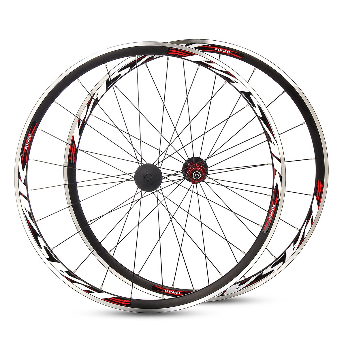 Pasak 700c Ultralight Road Bicycle Wheel Front Rear Wheelset