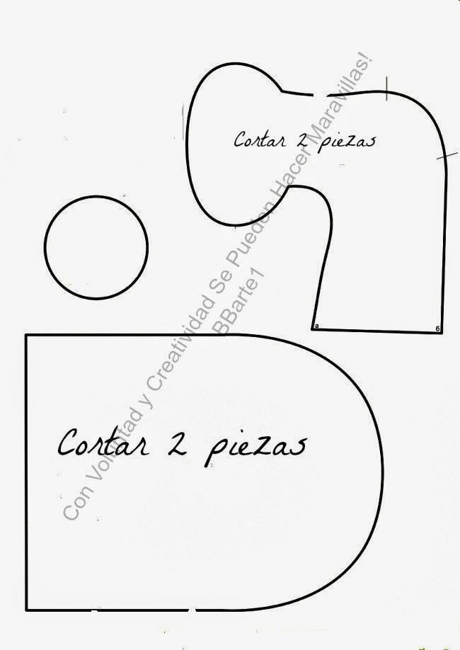Patrón de alfileteros de maquinas de coser | moldes | Pinterest ...