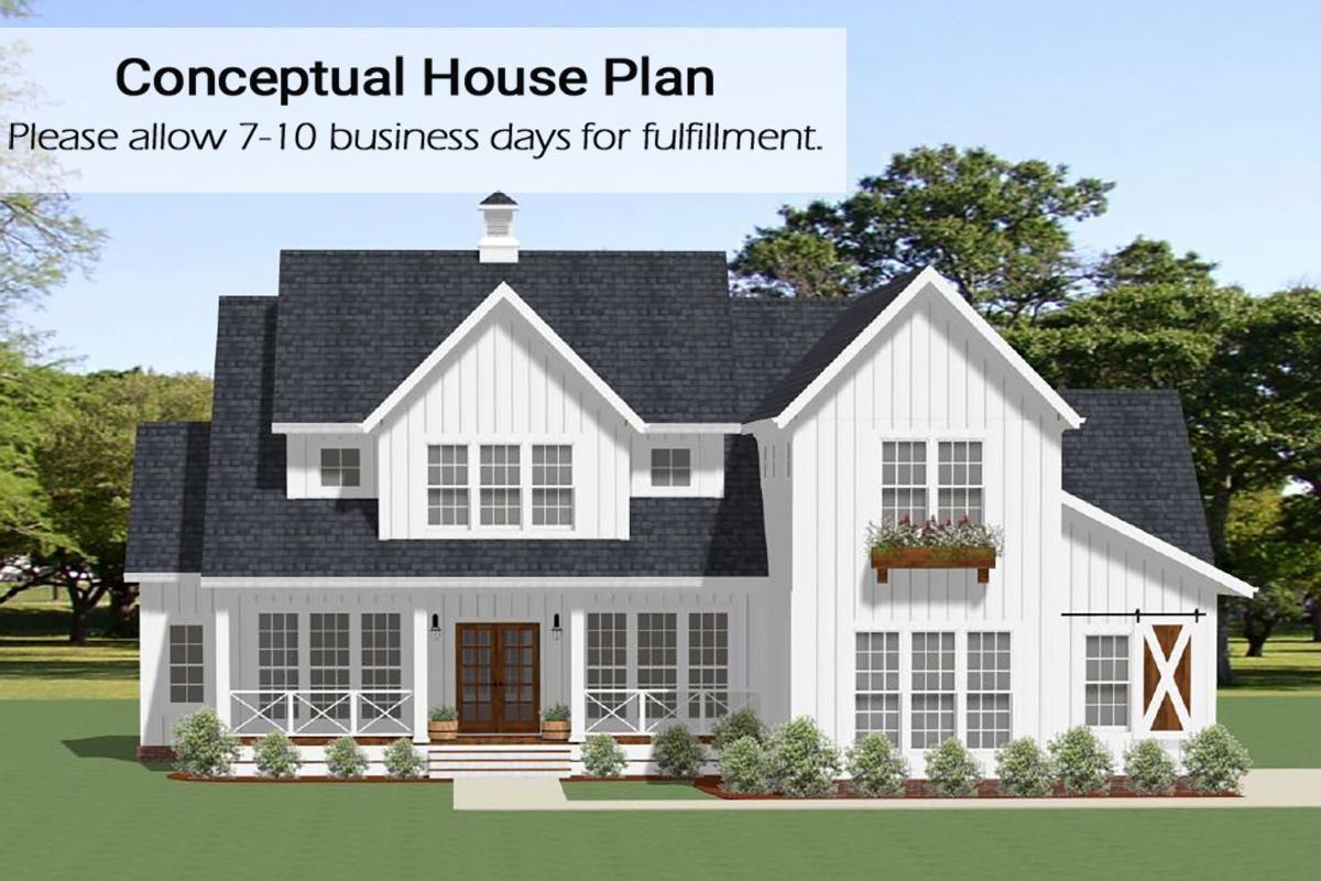 30++ Rustic farmhouse plans ideas in 2021