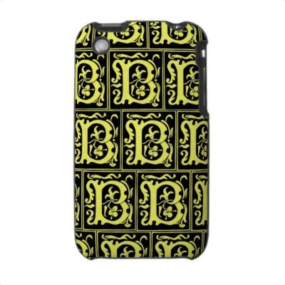 #iPhone 3G case. You can choose other background colours by hitting the orange Customize It button. Also available for #iPad & iPhone 4. There are more #monogram #iCases available in this style - 21 letters: A B C D E F G H I K L M N O P R S T U V Y. $44.95