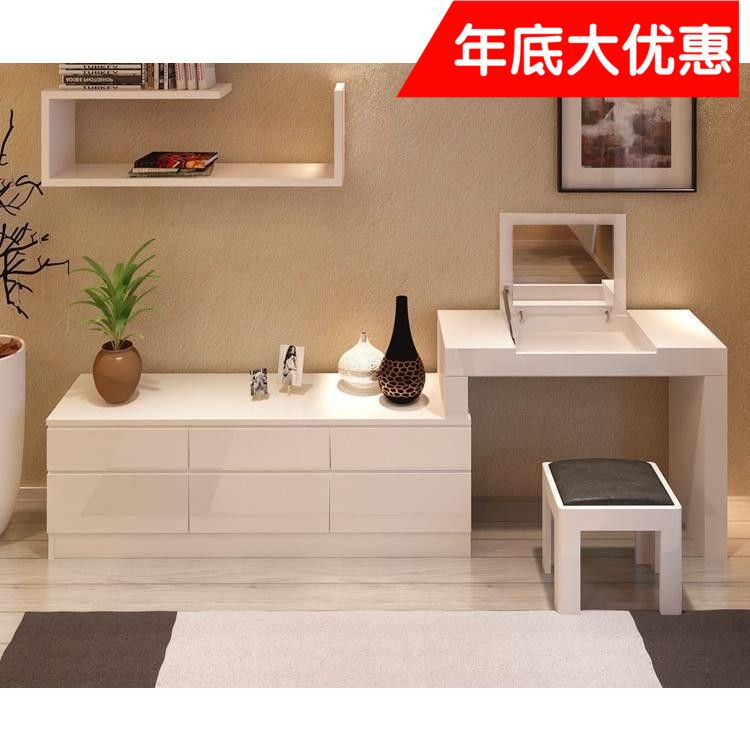 special blanc commode chambre petit