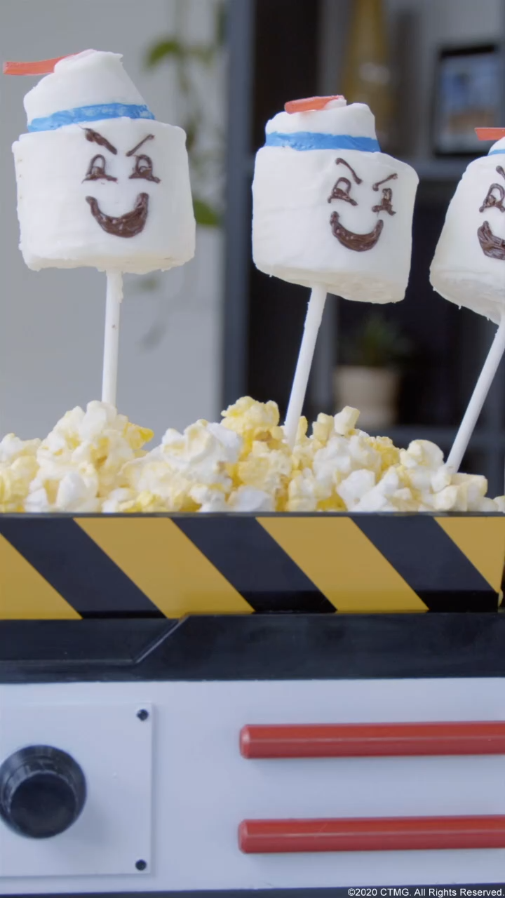 SNACKING WITH SONY PICTURES - GHOSTBUSTERS