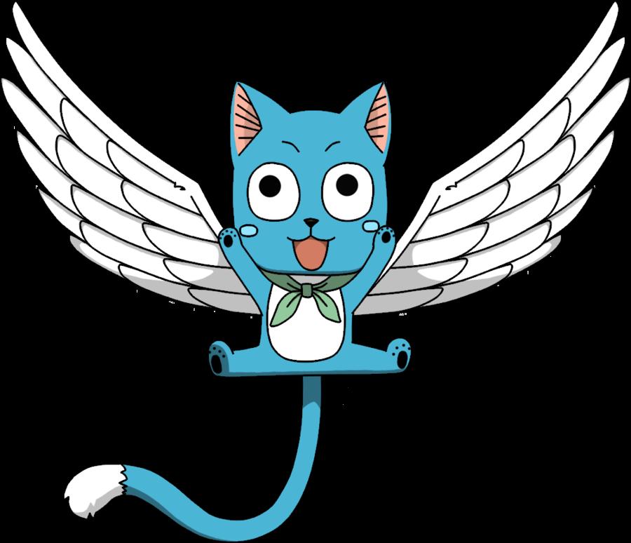 Happy Fairy Tail By Shanyhi On Deviantart Fairy Tail Cat Fairy Tail Happy Fairy Tail Anime