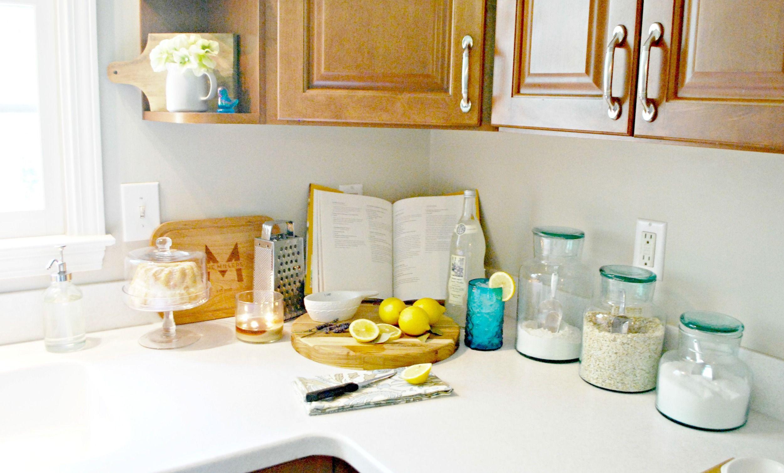 Plum pretty decor and design kitchensimple kitchen design