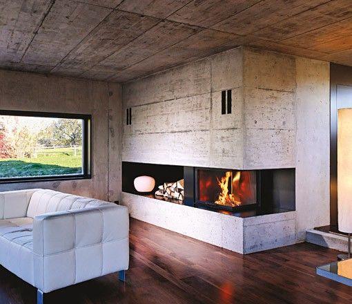 kachelofen beton google suche fireplaces pinterest. Black Bedroom Furniture Sets. Home Design Ideas