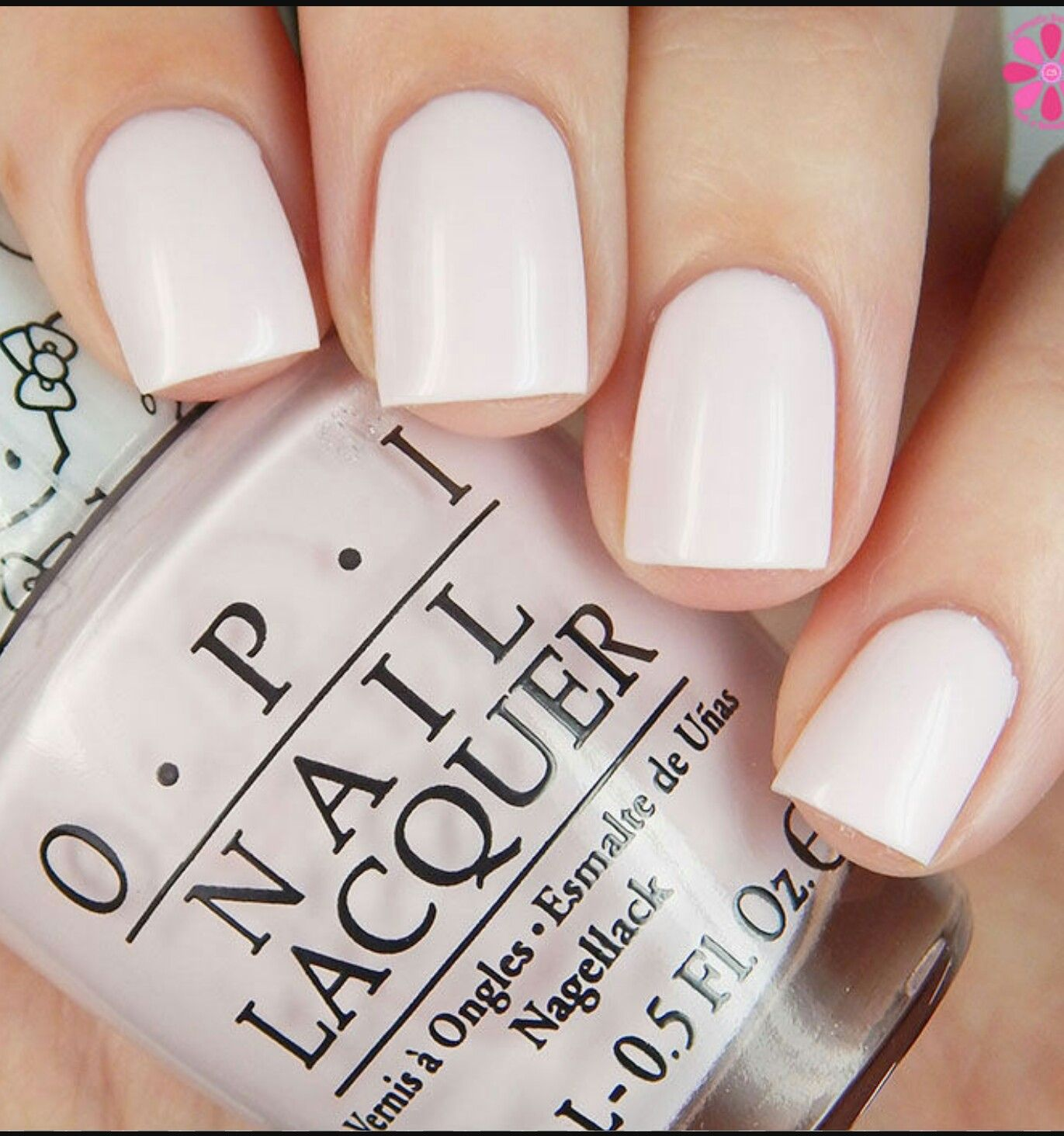 Today\'s color change- OPI Let\'s be Friends | ...about the nails ...