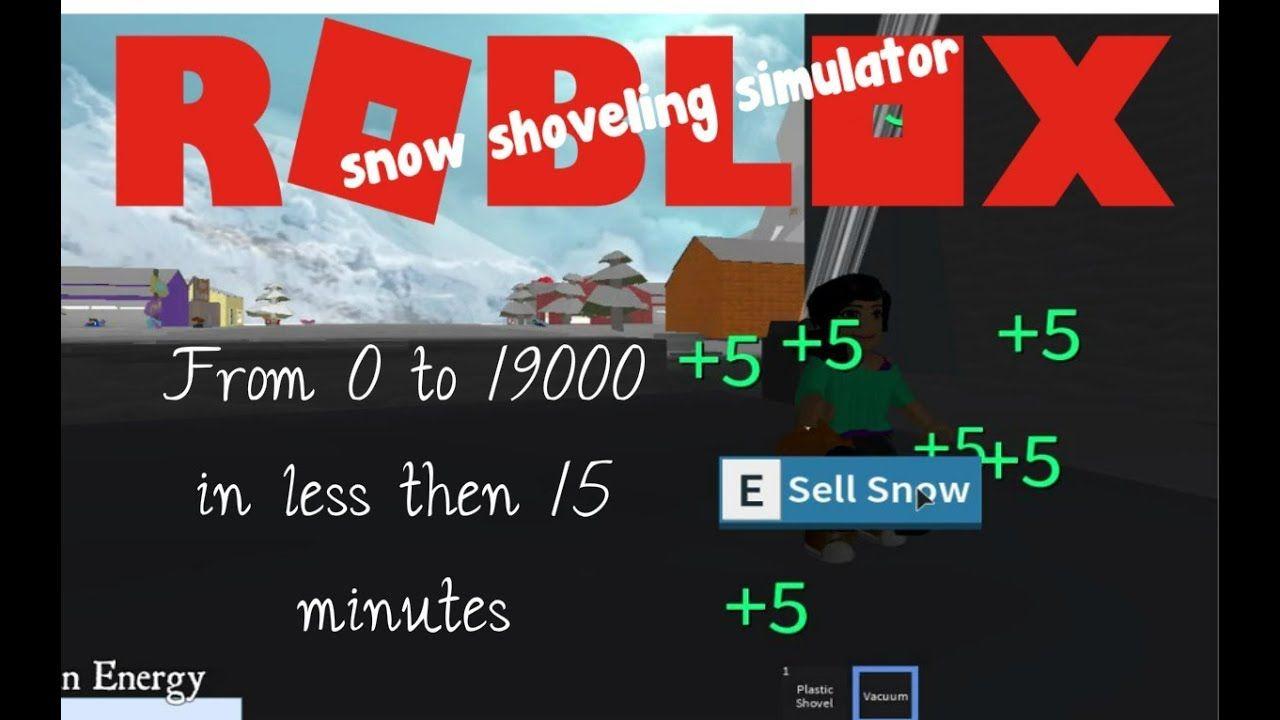 Pet Code For Snow Shoveling Simulator Roblox - Roblox Snow Shoveling Simulator 13 Workin Our Youtube