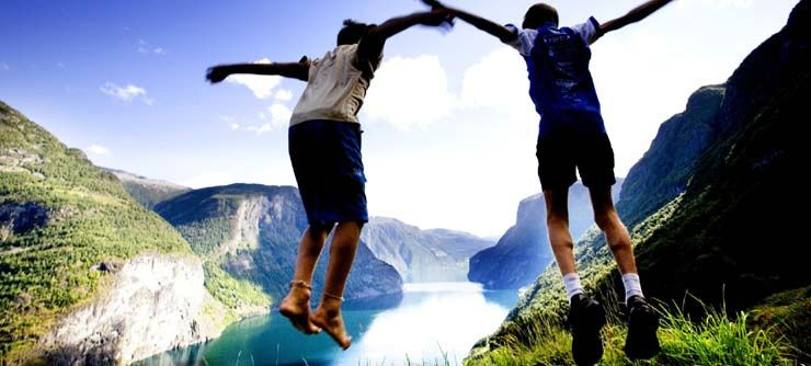 Discover The Stunning Scenery Of Fjord Norway Fjordtours
