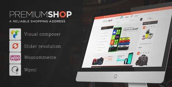 Download and review of Premiumo - WooCommerce Shopping Theme, one of ...