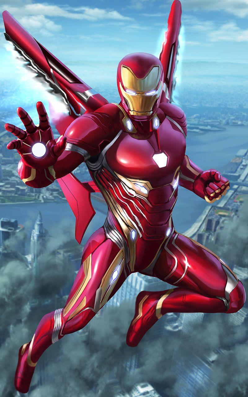 Marvel Iron Man 2020 4k Hd Wallpapers Marvel Iron Man Iron Man