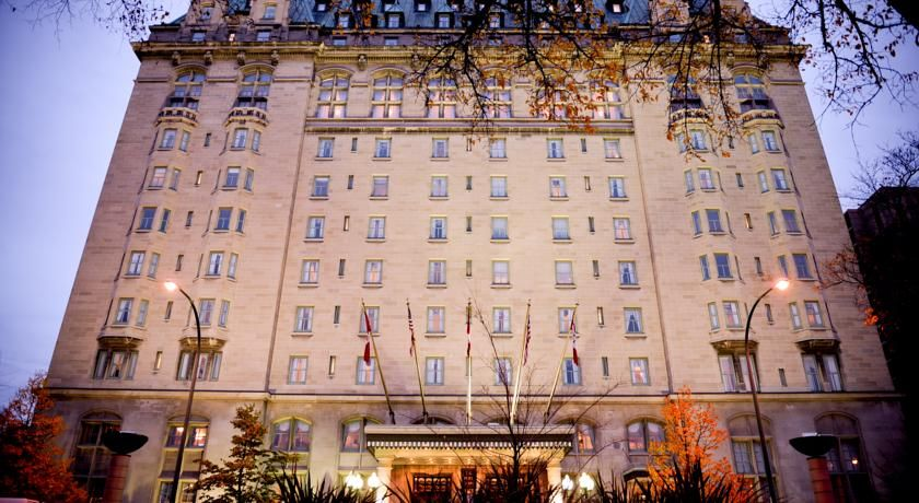 The Fort Garry Hotel Winnipeg Offering A Full Service Spa Gym