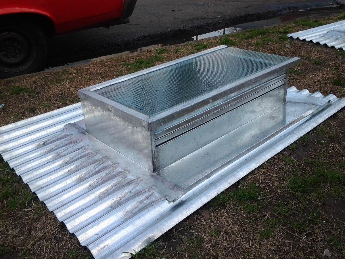 Resultado de imagen para claraboya para techo ladrillos for Claraboyas para techos