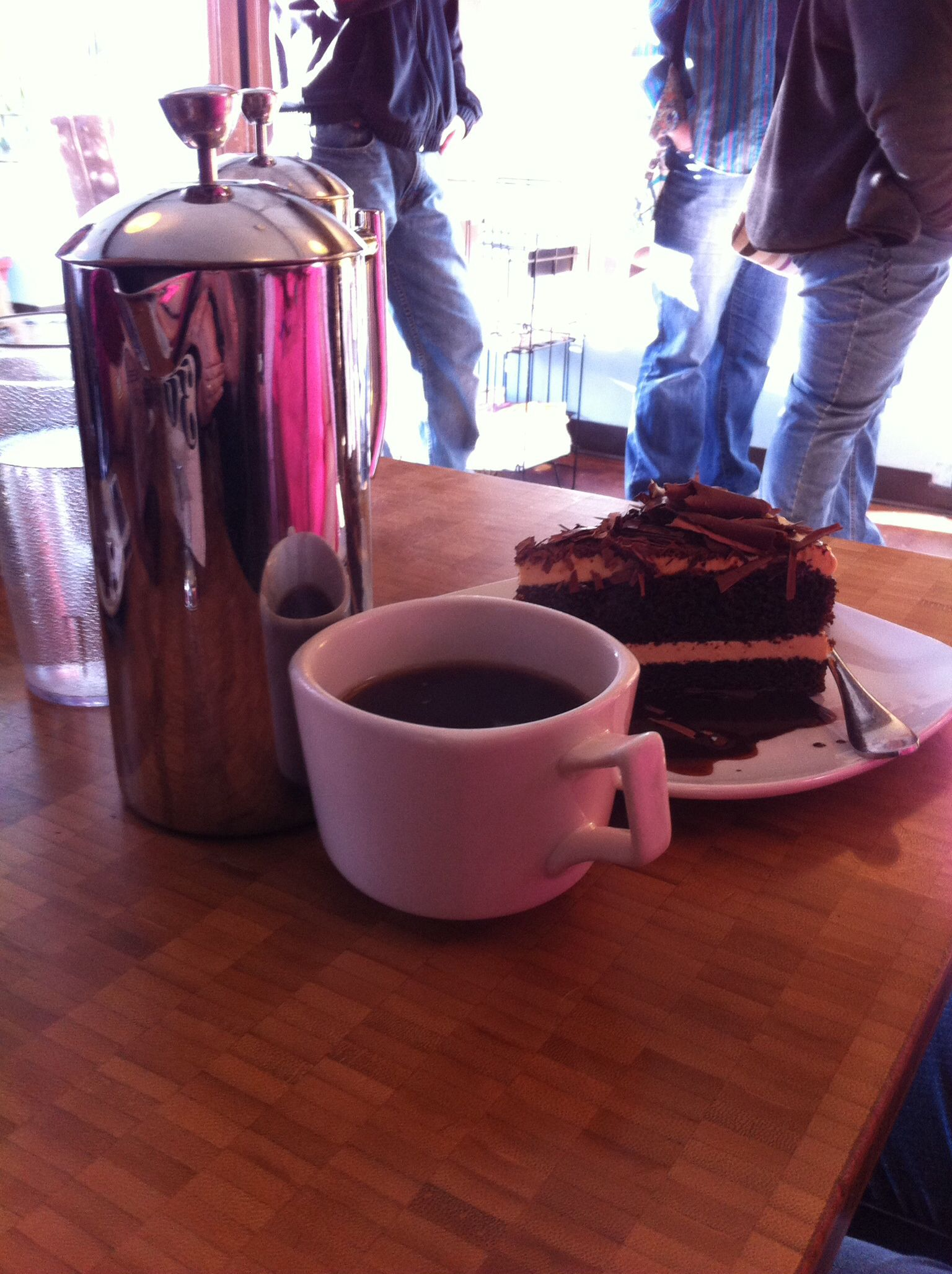 French Broad Chocolate Lounge-Asheville NC. Best homemade ...