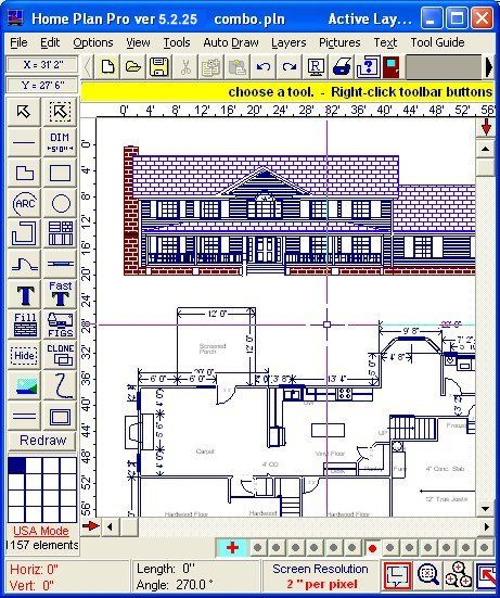 Home Plan Pro 5 6 0 01 Free Download