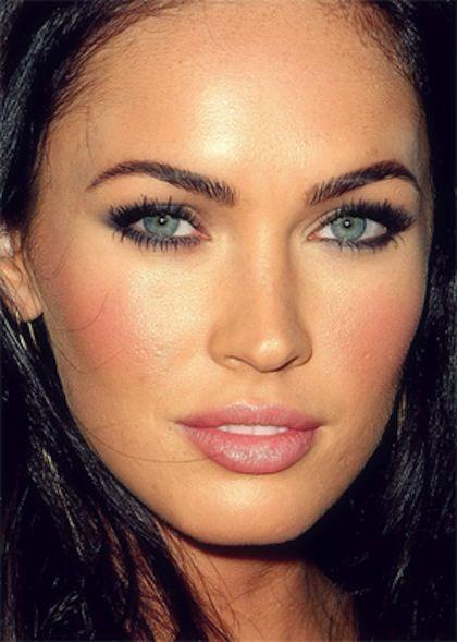 Pin By Kim Deering On My Style Fox Makeup Megan Fox Makeup Hair Beauty