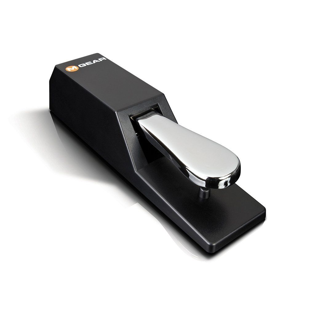 M-Audio SP-2 Sustain Pedal with Piano Style Action for Keyboards