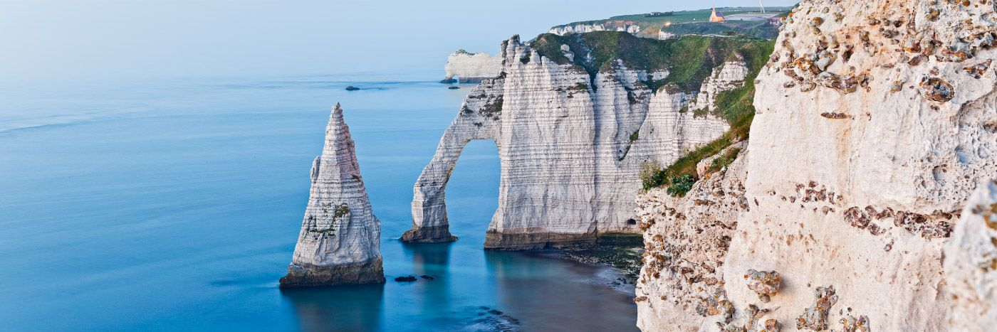 Golf D Etretat In Etreatat France Is Our Gorgeous
