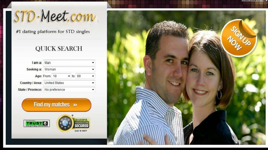 Exclusive herpes dating services